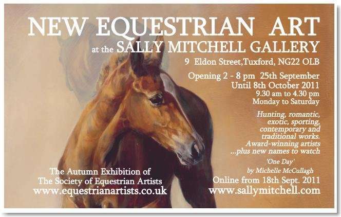 2011 autumn exhib - Equestrian Art Exhibition