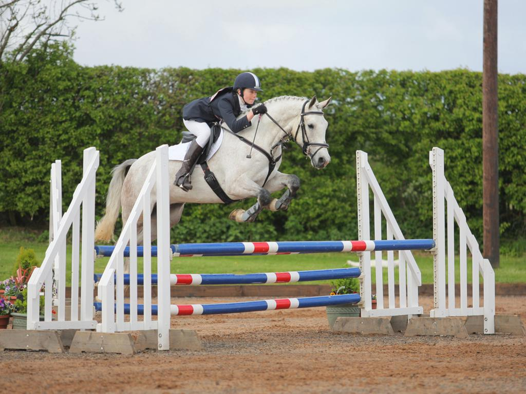 JODIE MCGREGOR - Jodie and Spot On Head to France for First Competition Abroad