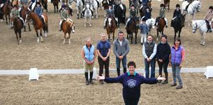 holderness - Holderness Hunt Pony Club celebrates 20 Years of Camps at Bishop Burton College