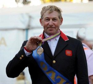 Nick Skelton Medal