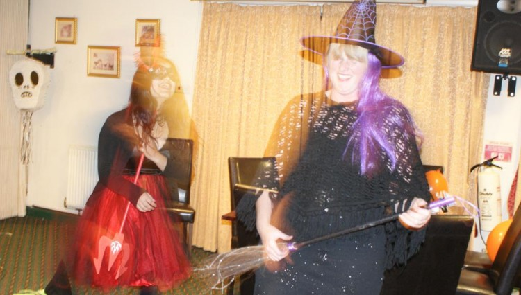 DSC00017 750x426 - Spooky goings-on at Notts BHS AGM