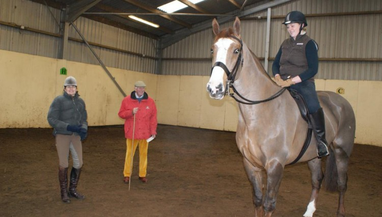 DSC00061 750x426 - Dates for Robert Oliver Clinics at West Bridgford Equestrian