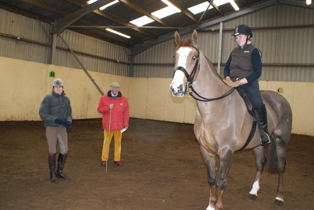 DSC00061 - Dates for Robert Oliver Clinics at West Bridgford Equestrian