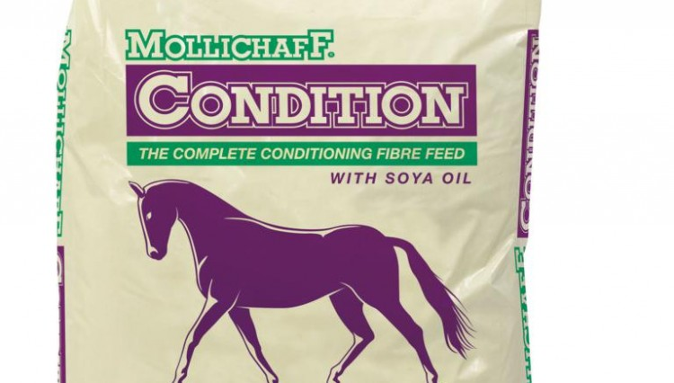 MolliChaff Condition WHITE BG 750x426 - New Mollichaff Condition – A Complete Conditioning Feed in One Bag!
