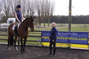 adze and bertie - WINTER TRAINING SERIES 2011-2012