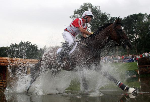 In action - EQUESTRIAN LECTURE, THE FOUR HABITS OF HIGHLY EFFECTIVE RIDERS THURSDAY 9 FEBRUARY, 2012 AT 7.30PM