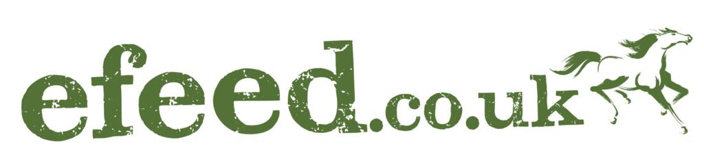 Efeed Logo - Feeding from afar with Efeed.co.uk