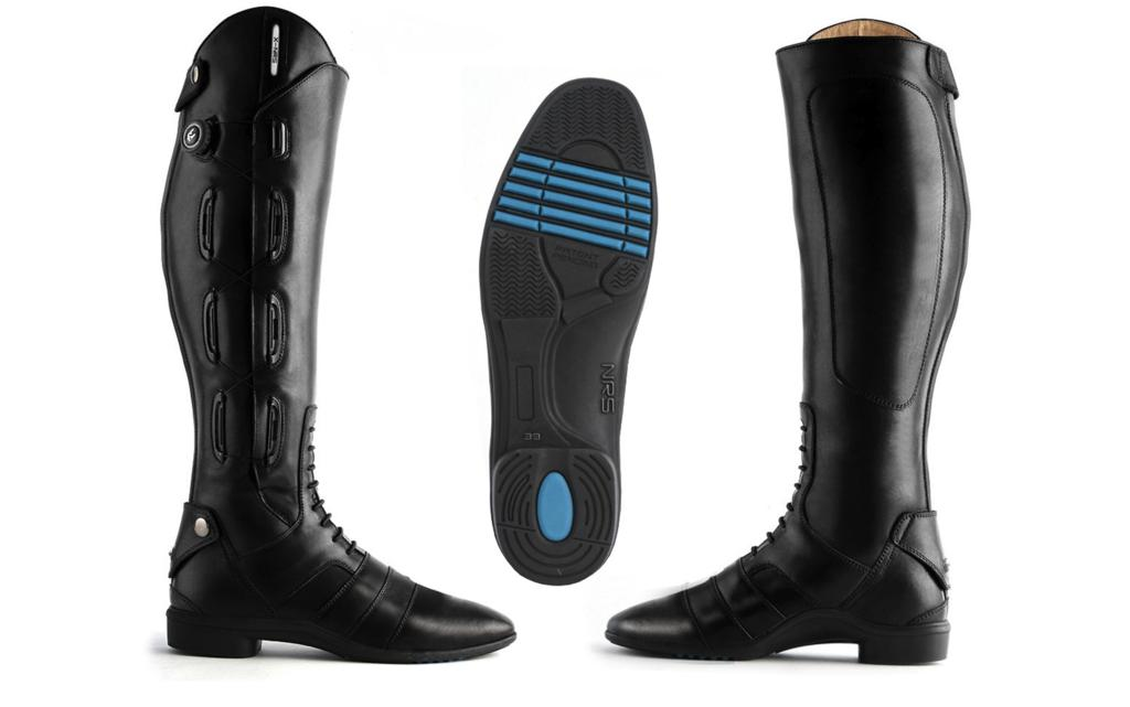 Olympia boot - Jumping ahead with the Tuffa Olympia