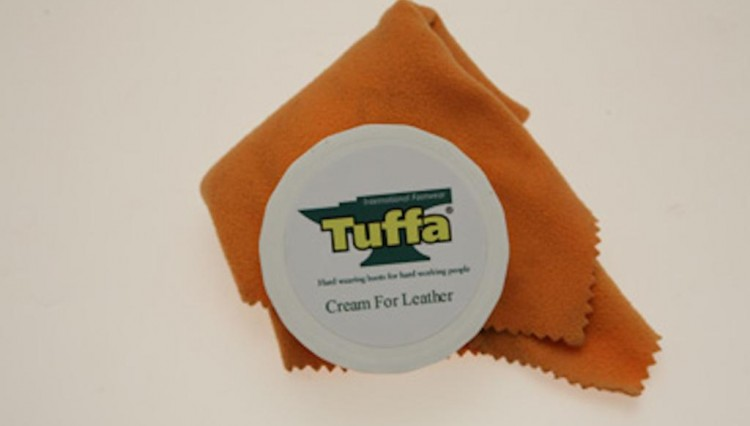 leather cream 750x426 - Cream of the crop…introducing Tuffa's new Cream for Leather