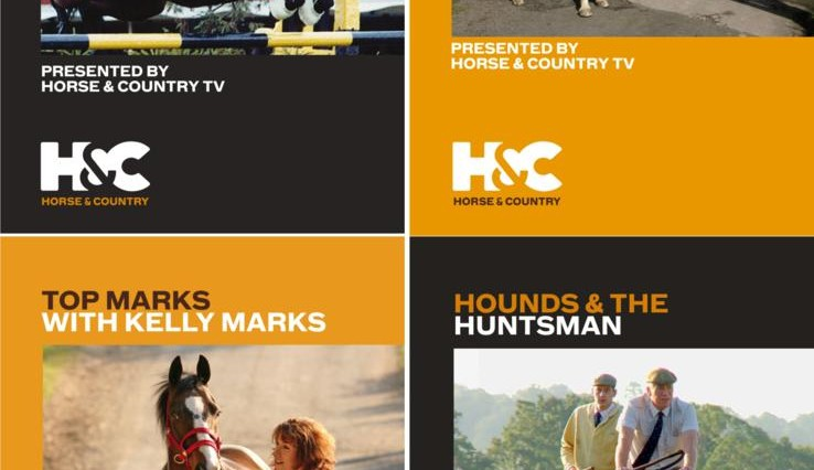 HorseAndCountryFour 738x426 - EQUESTRIAN VISION NEW RELEASES IN CONJUNCTION WITH HORSE & COUNTRY TV