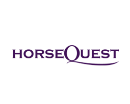 HorseQuest Logo - Your chance to win… XC Clinic with International Event Rider Sam Griffiths!