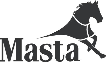 Masta Logo - New! Avante Light Turnout Rug From Masta
