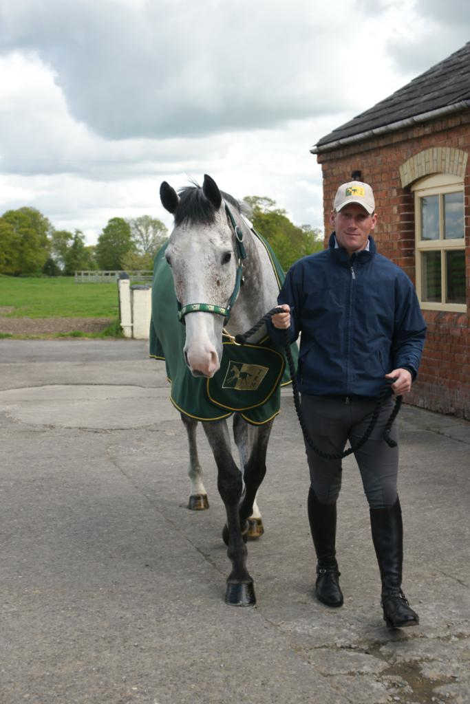 Oliver Townend at home034 - BUYING AN EVENT HORSE? Oliver Townend shares his top five priorities