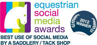 Social Media Awards - Social Media Award Celebrations for EquestrianClearance.com