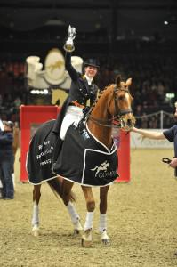 London International Horse Show, Olympia 2010