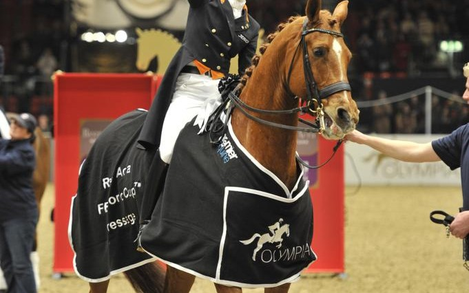 CornelissenA Olym10kh 5311 681x426 - OLYMPIA, THE LONDON INTERNATIONAL HORSE SHOW   CELEBRATES ITS 40TH BIRTHDAY WITH INTRODUCTION OF 3RD FEI WORLD CUP QUALFIER