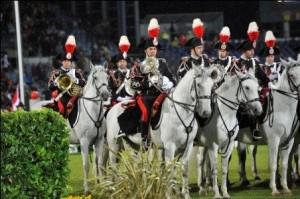 DJP. Carabinieri from Italy 300x199 - Royal Windsor Horse Show celebrates 69th year with record number of entries