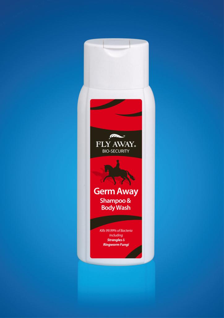 GermAwaywash400ml - Fly Away's Product Launch - GERM AWAY BODY WASH