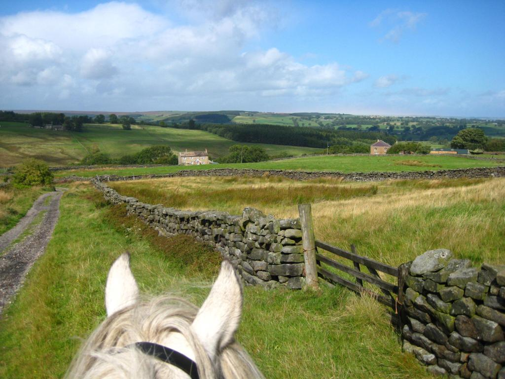 Nidderdale Sept 11 - The BHS Access week 18th - 27th May 2012