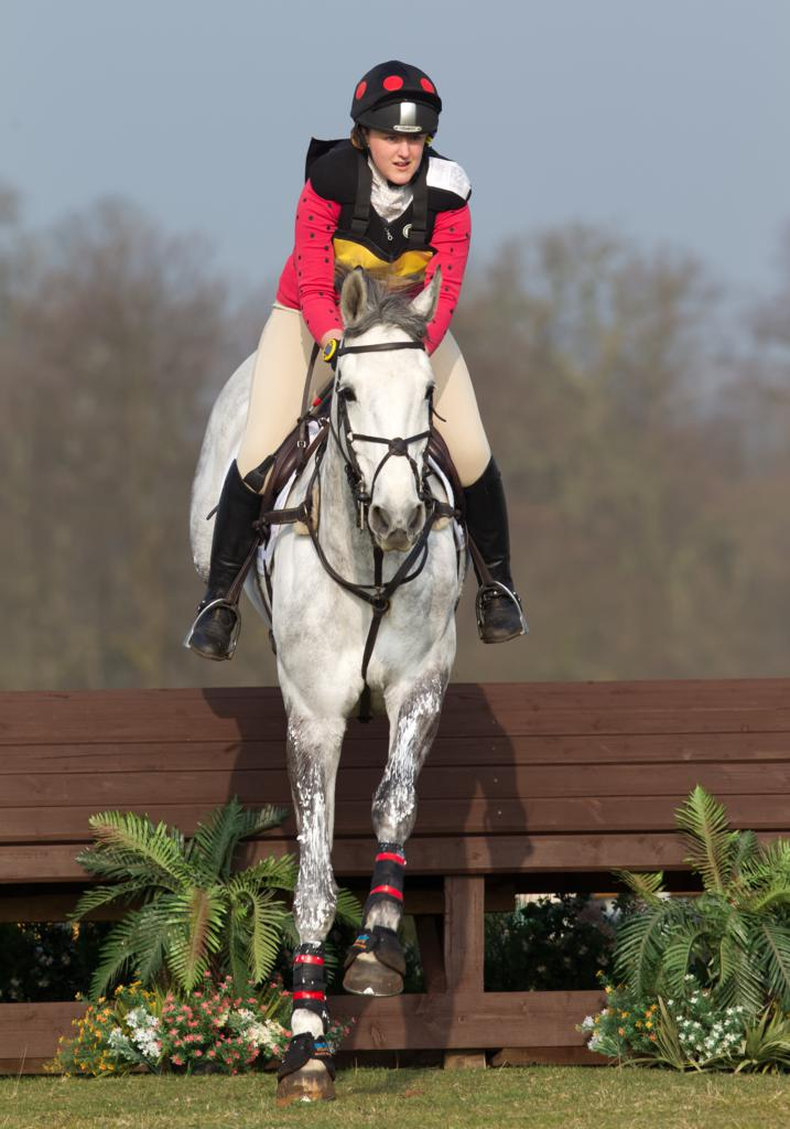 Rachel Twizzy at Belton - Rachel Poyser's Belton International Horse Trials