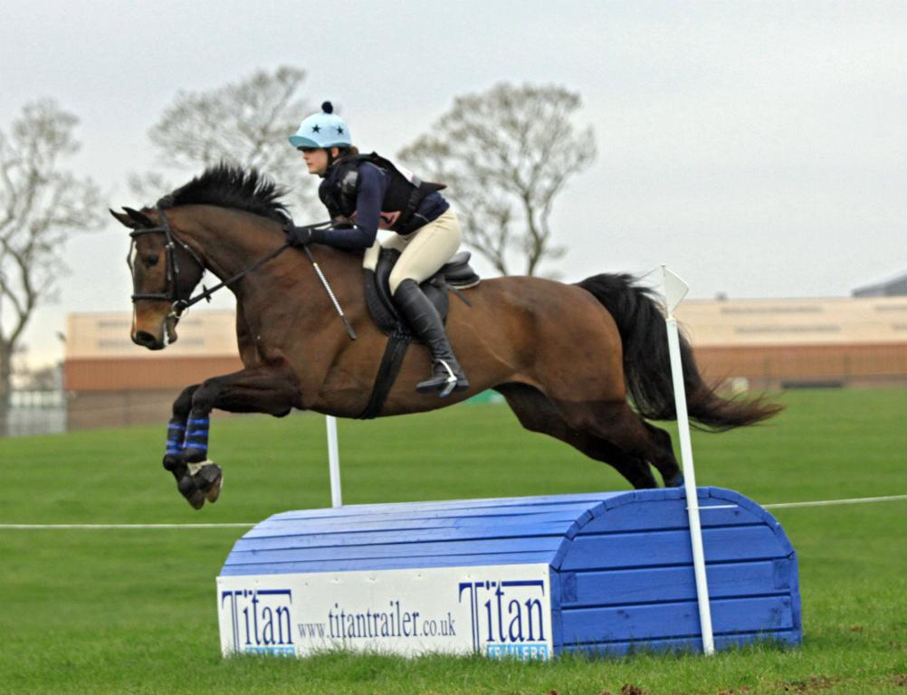 Sarah Jane Barton and Westpoint Amidou - EquestrianClearance.com BE80(T) Proves Popular at Stafford