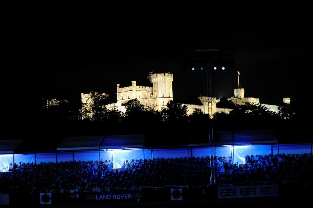 Windsor Castle. low res - Royal Windsor Horse Show celebrates 69th year with record number of entries