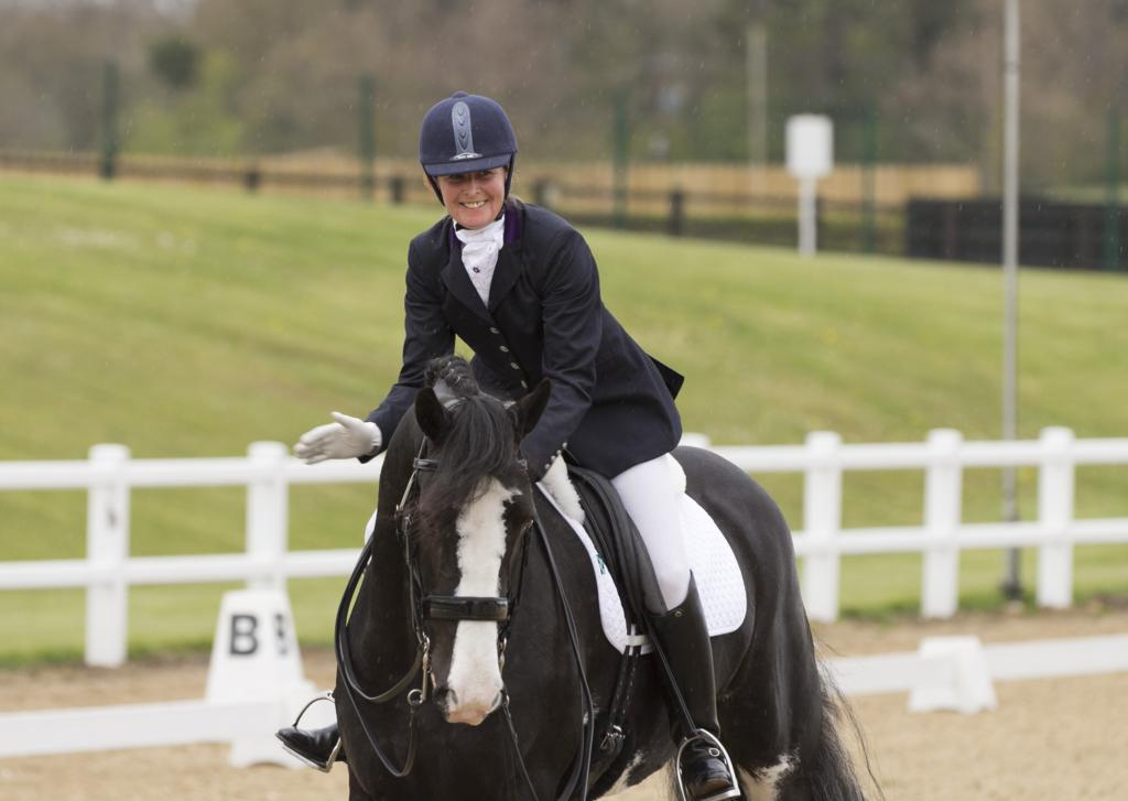 Jane Boston Deluxe  - DRESSAGE DELUXE ANNOUNCE NEW SPONSORED RIDER