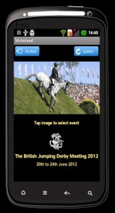 Android app 162x300 - Hickstead's App is back – and it's bigger and better than before!
