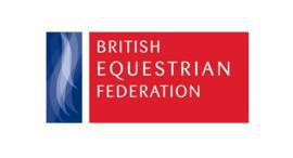 BEF Logo - Equestrian Eventing athletes nominated to Team GB
