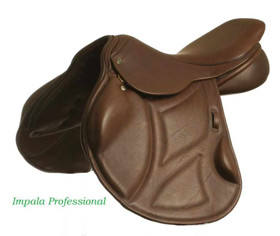 Impala Professional - Cross Country with the Impala Professional Jumping Saddle