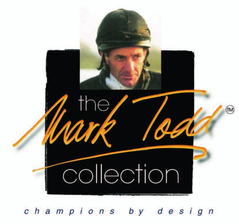 Mark Todd Logo - Young Riders get the Mark Todd Brand