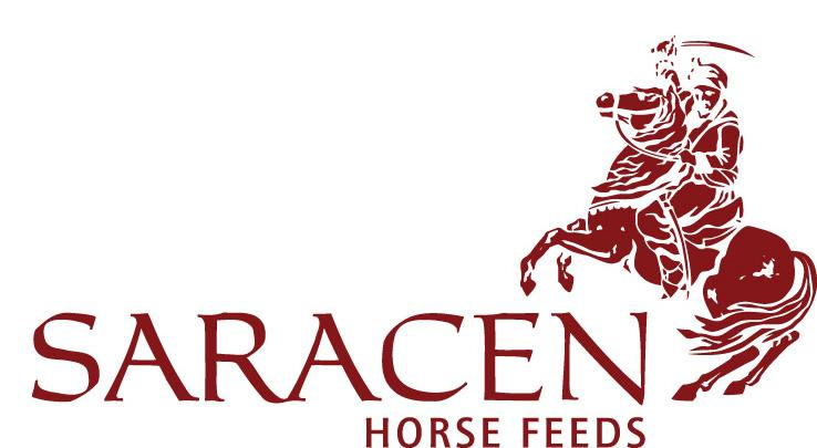 Saracen Logo Small - New Livery Mix from Saracen Horse Feeds