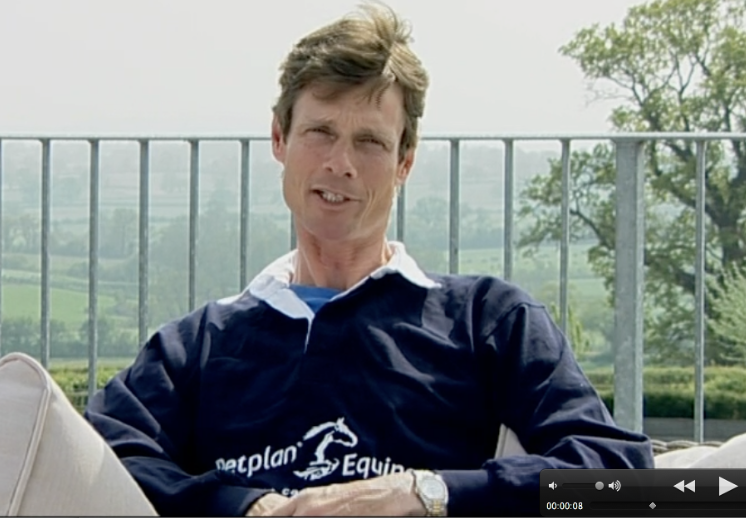 Top Tip Screen Grab - Pick Up Top Tips From William Fox-Pitt and Petplan Equine