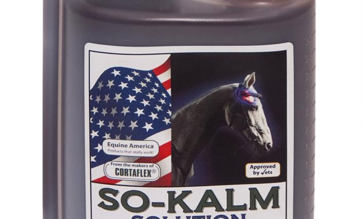 EA SOKALM SOLUTION NEW 946ML 705x426 - Brand new products from Equine America at special introductory prices!