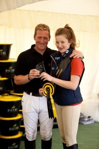 Oliver Young Rider Final Winner 200x300 - Top Riders turn out for annual Lincoln JumpCross Eventer's Challenge 2012