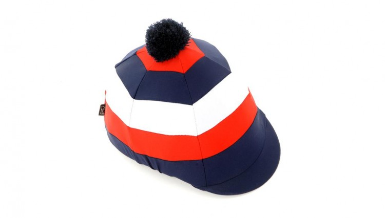 Over The Peak Red White Blue 750x426 - Have a 'peak' at the new Hat Covers from Carrots!