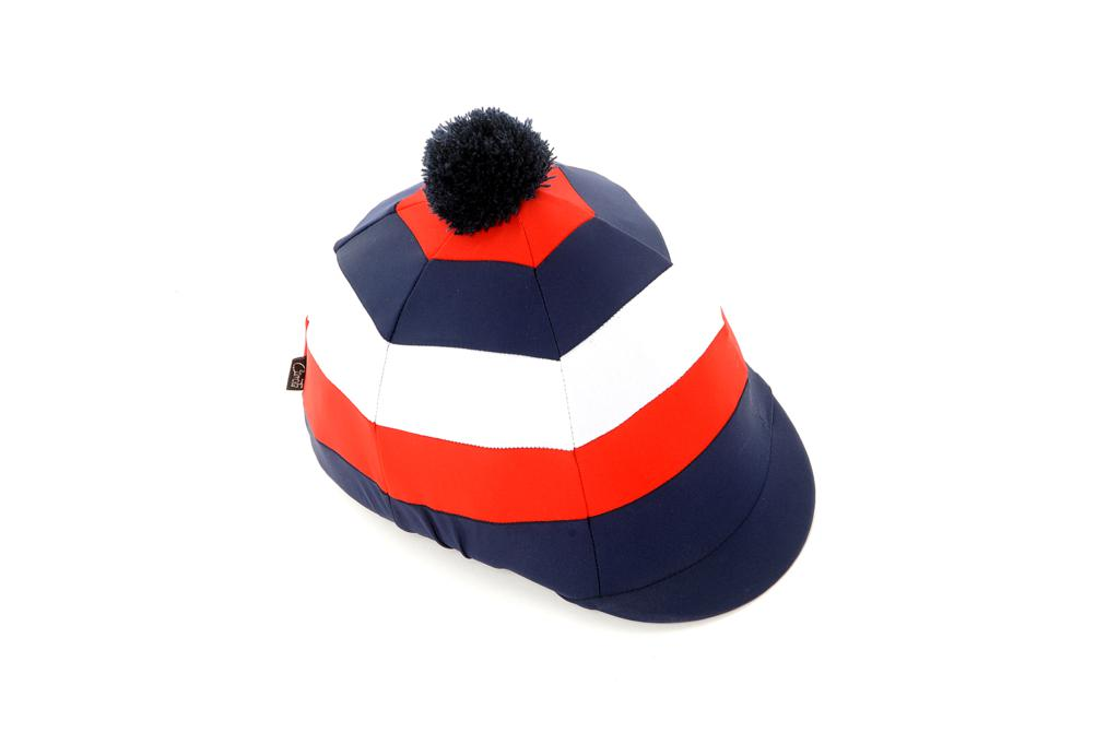 Over The Peak Red White Blue - Have a 'peak' at the new Hat Covers from Carrots!