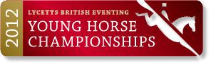 YHC Logo final 2012 - Lycetts Young Horse replacement fixtures added