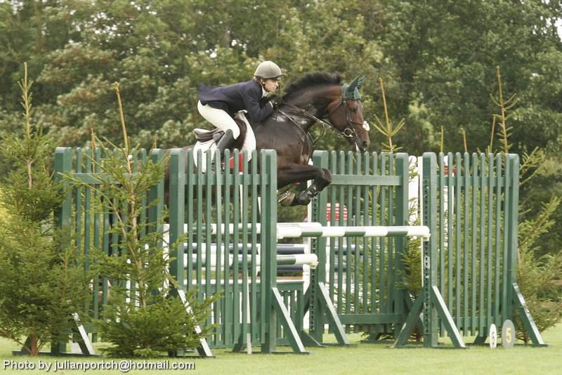 All England Jumping Champs c Julian Portch - Future Derby hopefuls get new class at All England Jumping Championships