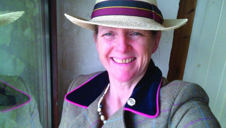Becky Whitcombe 750x426 - New challenge for Becky Whitcombe as FEI 1*/2* Eventing Judge