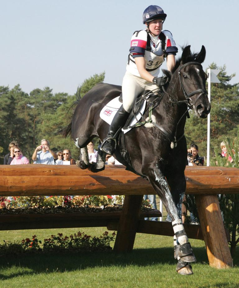 Nicola Wilson and Opposition Buzz - A Dream Comes True For TopSpec Sponsored Rider Nicola Wilson – Olympic Silver Medallist