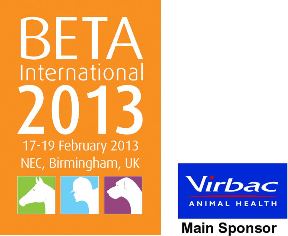 BETA Virbac Logo - Equestrian Life Magazine Makes Sponsorship Début