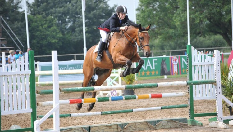 Bina Ford 750x426 - Senior Amateurs qualify for HOYS and Aintree and six Championships are decided at Wales & West