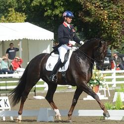 Carl Hester - Another National dressage  title for Carl Hester