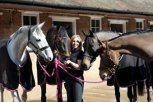 Emma Hyslop 300x200 - Chatham backs future Olympic eventing hopeful