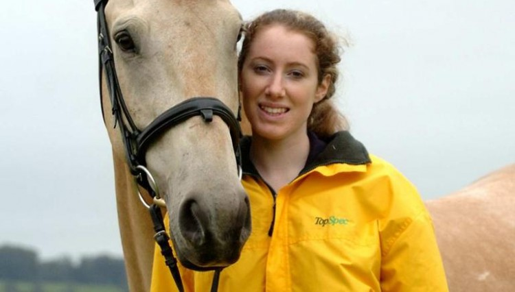Lizzy 750x426 - Lizzy Joins TopSpec Nutrition Team