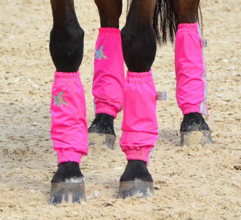 Pink Golly Galoshes photo Throughbred Sports Photography - BE SEEN IN STYLE!