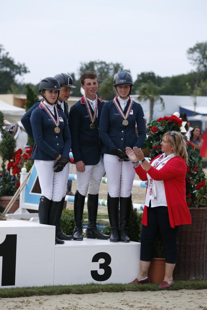 TeamGBR - GBR JUNIORS (TEAM ANIMO) WIN EUROPEAN CHAMPIONSHIPS TEAM BRONZE