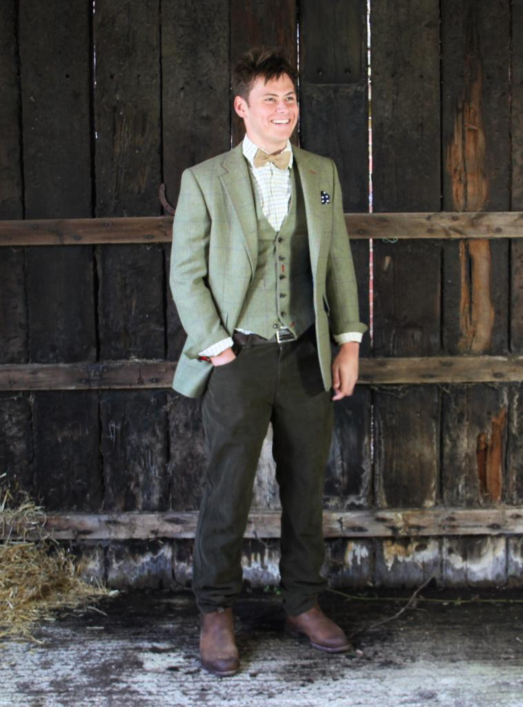British Designer Men's Clothing Taking traditional British
