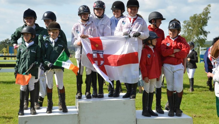 Victorious 138cms Team 750x426 - HOYS Pony tickets up for grabs at Wales & West